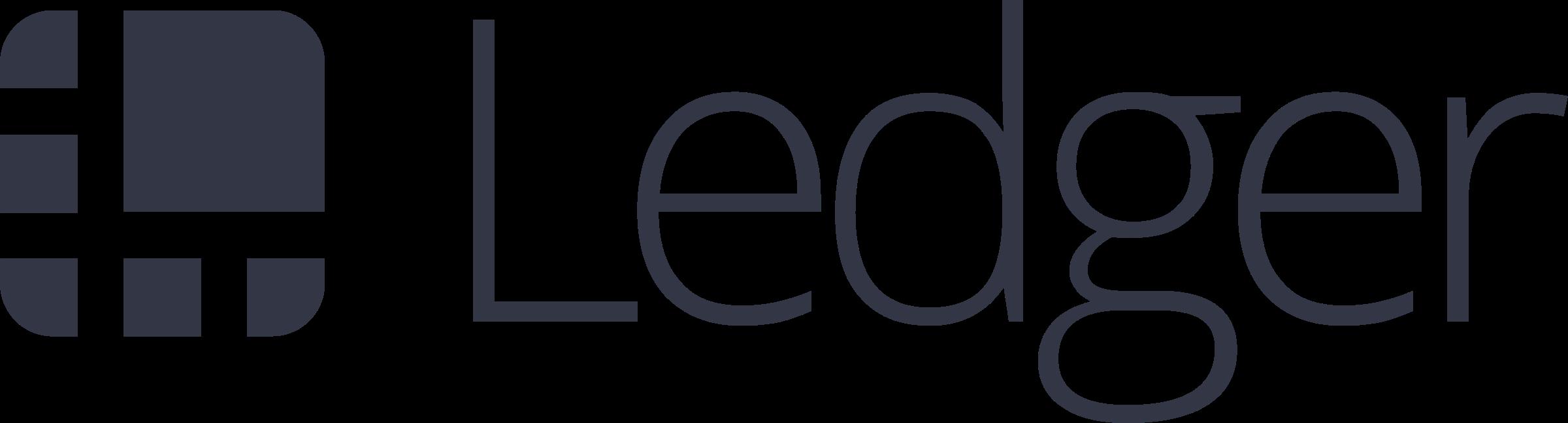 Ledger Nano X logo