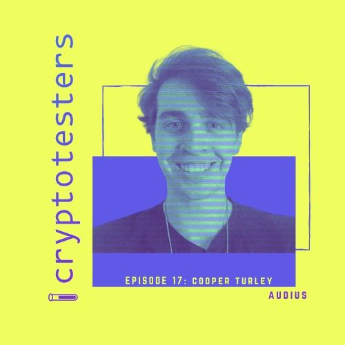 Cooper Turley, Strategy Lead at Audius on Building a Decentralized Soundcloud using Token incentives image