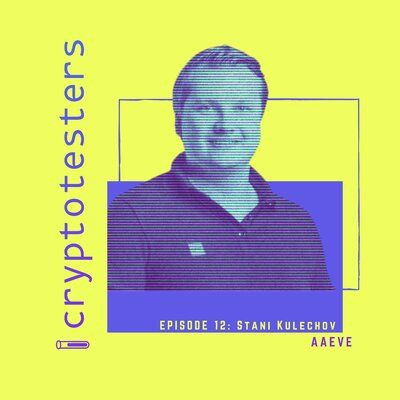 Aave Founder Stani Kulechov on Creating the World's First Decentralized Money Market image